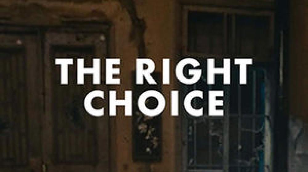 紛争の恐ろしさを訴えるVR映画「The Right Choice」