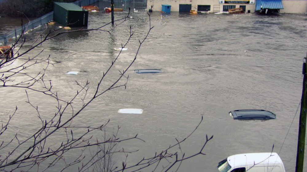 IoTで洪水被害に備える「Flood Network」