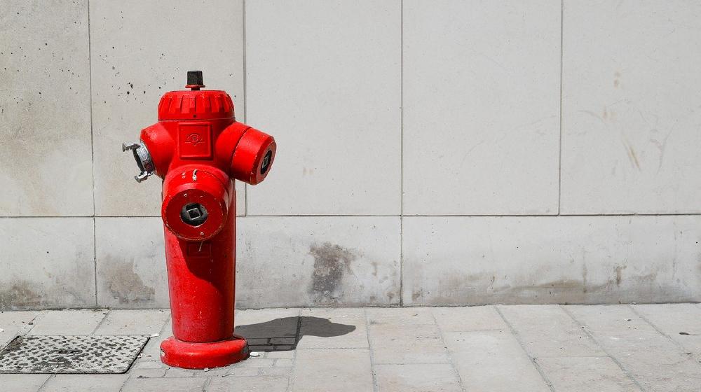 デザインにより、生活の安全性を高めた消火器